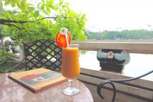 ベトナム ハノイでお散歩とカフェ