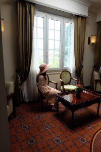 ベトナム ハノイ 5つ星高級ホテル ソフィテルメトロポール