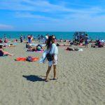 ベネチアにもビーチがある!たった15分で行ける離島《リド島》で海水浴