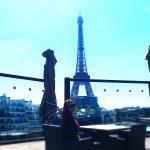 【パリ】ランチにおすすめのレストラン。エッフェル塔が見えるテラス席
