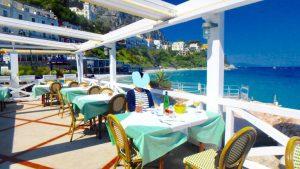 海外 海が見える絶景レストラン&Bar イタリアのカプリ島