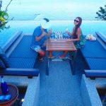 プーケットの絶景レストラン「Baba pool club」海沿いルーフトップ