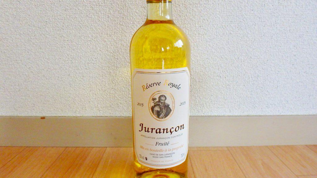 パリのスーパー Auchan 白ワイン