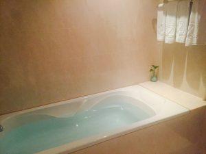 ハワイに住むデメリット バスタブ・浴槽がない