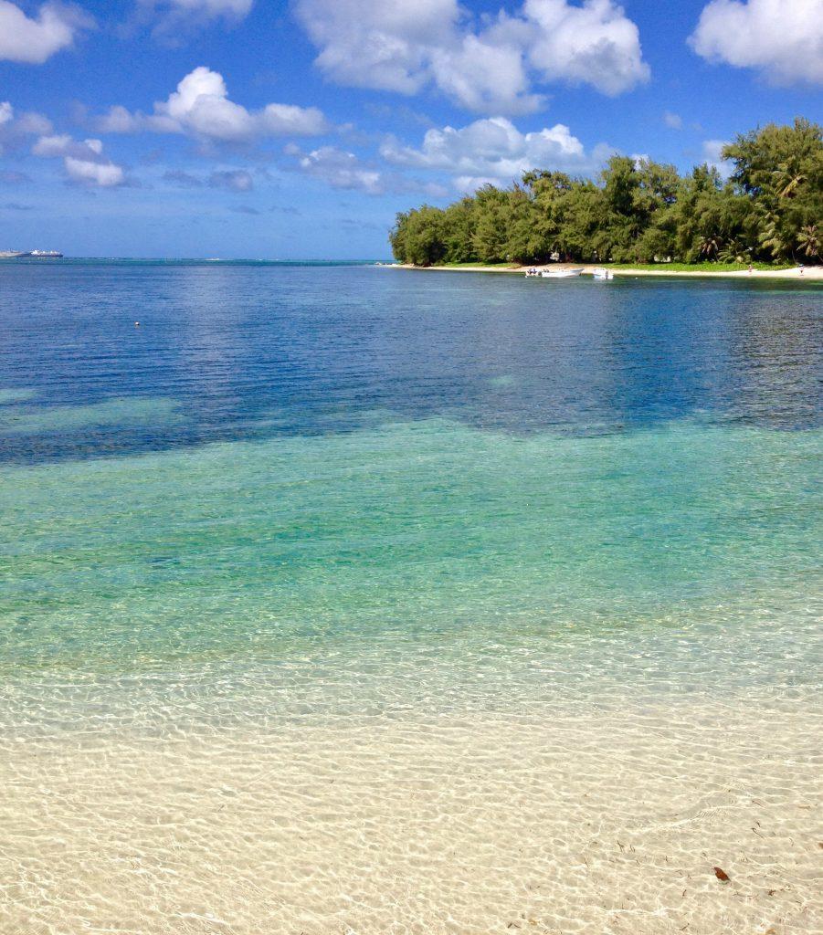 サイパン ハワイ グアム 一番海が綺麗なのはサイパン