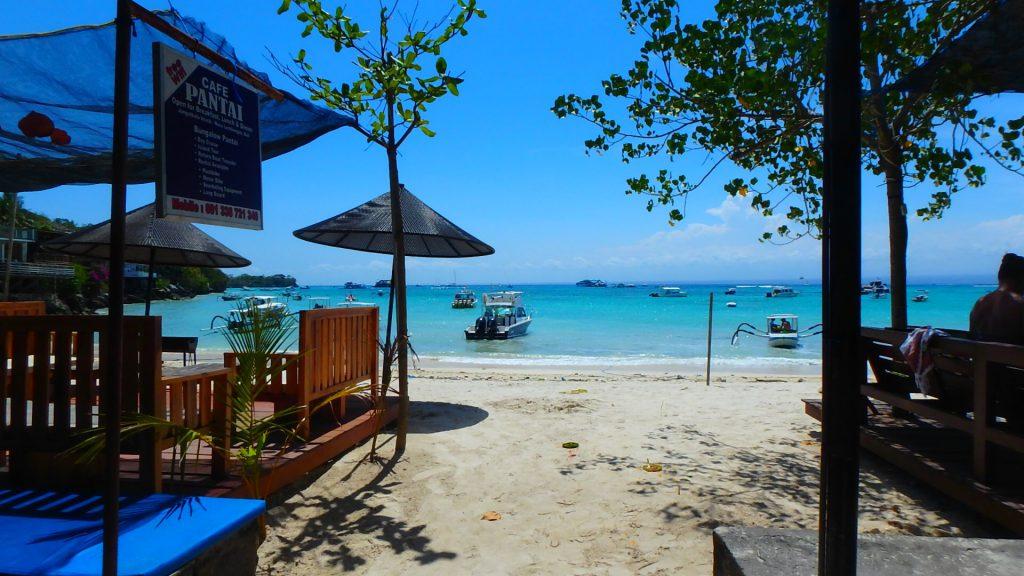 バリ島からボートで行ける離島のレンボンガン島