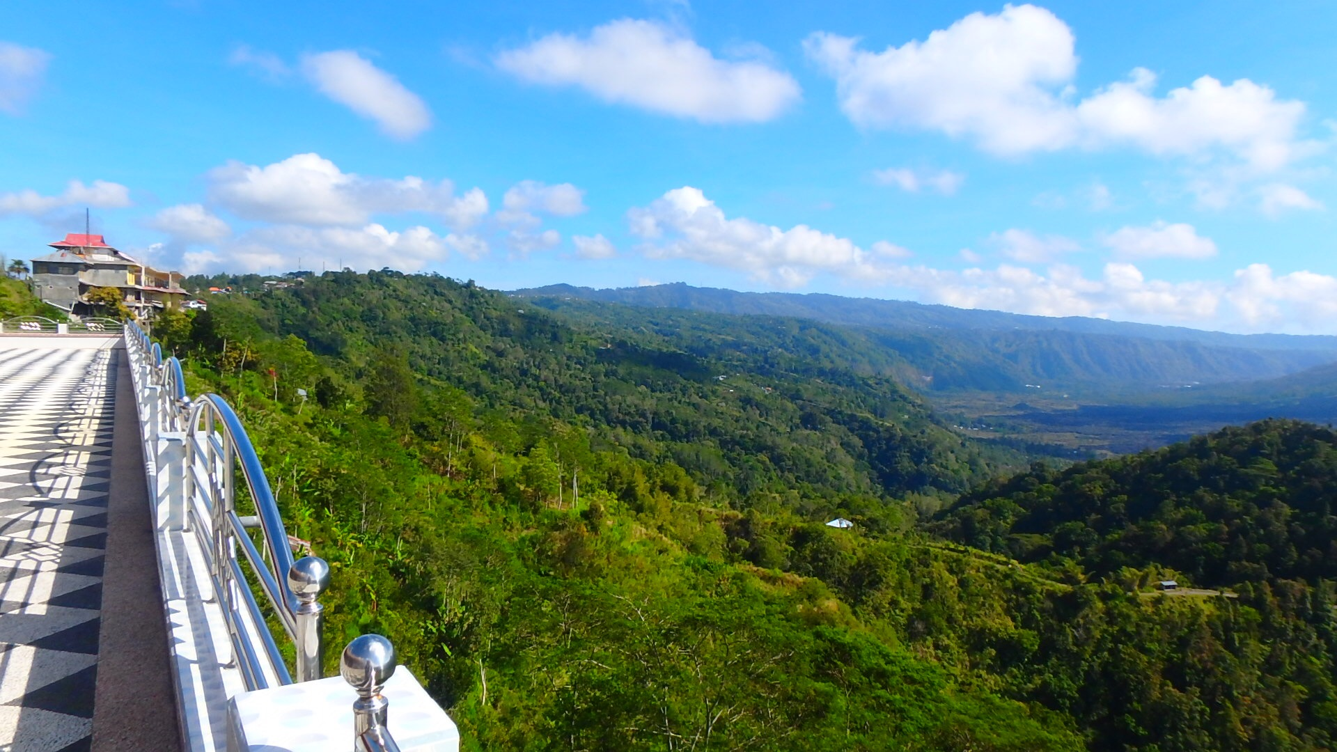 バリ島キンタマーニ高原は空気が美味しい癒されスポット