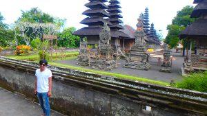 バリ島の世界遺産 タマンアユン観光