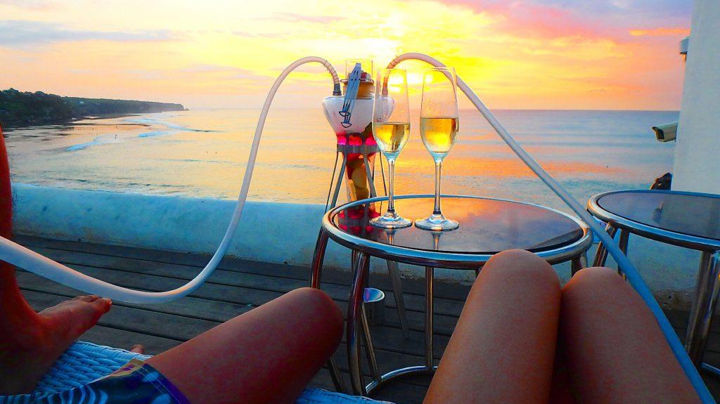 海外の海が見える絶景Bar&レストラン バリ島