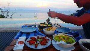美味しいタイ料理と絶景レストラン 海外のおすすめBar