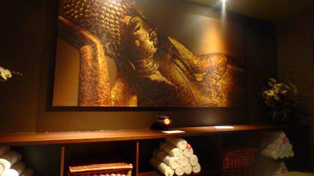 マレーシア空港でタイ古式マッサージ店Thai Odyssey