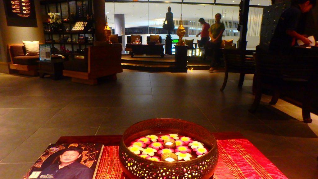 マレーシア第2ターミナル(KLIA2)マッサージ店Thai Odyssey