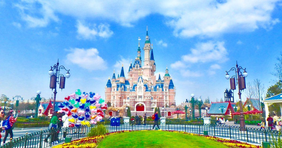 上海ディズニーランド ブログ