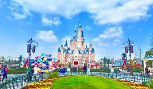 初めての海外旅行におすすめの国 上海ディズニーランド