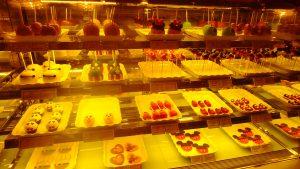 上海ディズニー可愛いデザートのお店