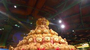 上海World of Disney Storeダッフィーのお土産