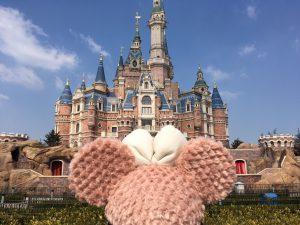 上海ディズニーランドのシンデレラ城は世界最大