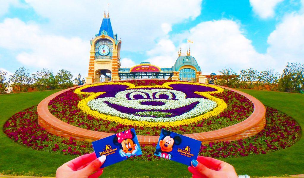 海外ディズニー おすすめランキング1位は上海