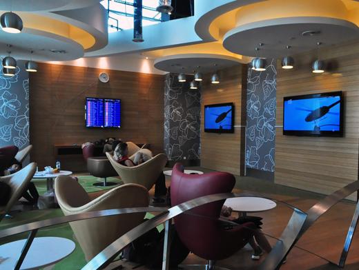 マレーシア空港サービス無料映画ラウンジMovie lounge