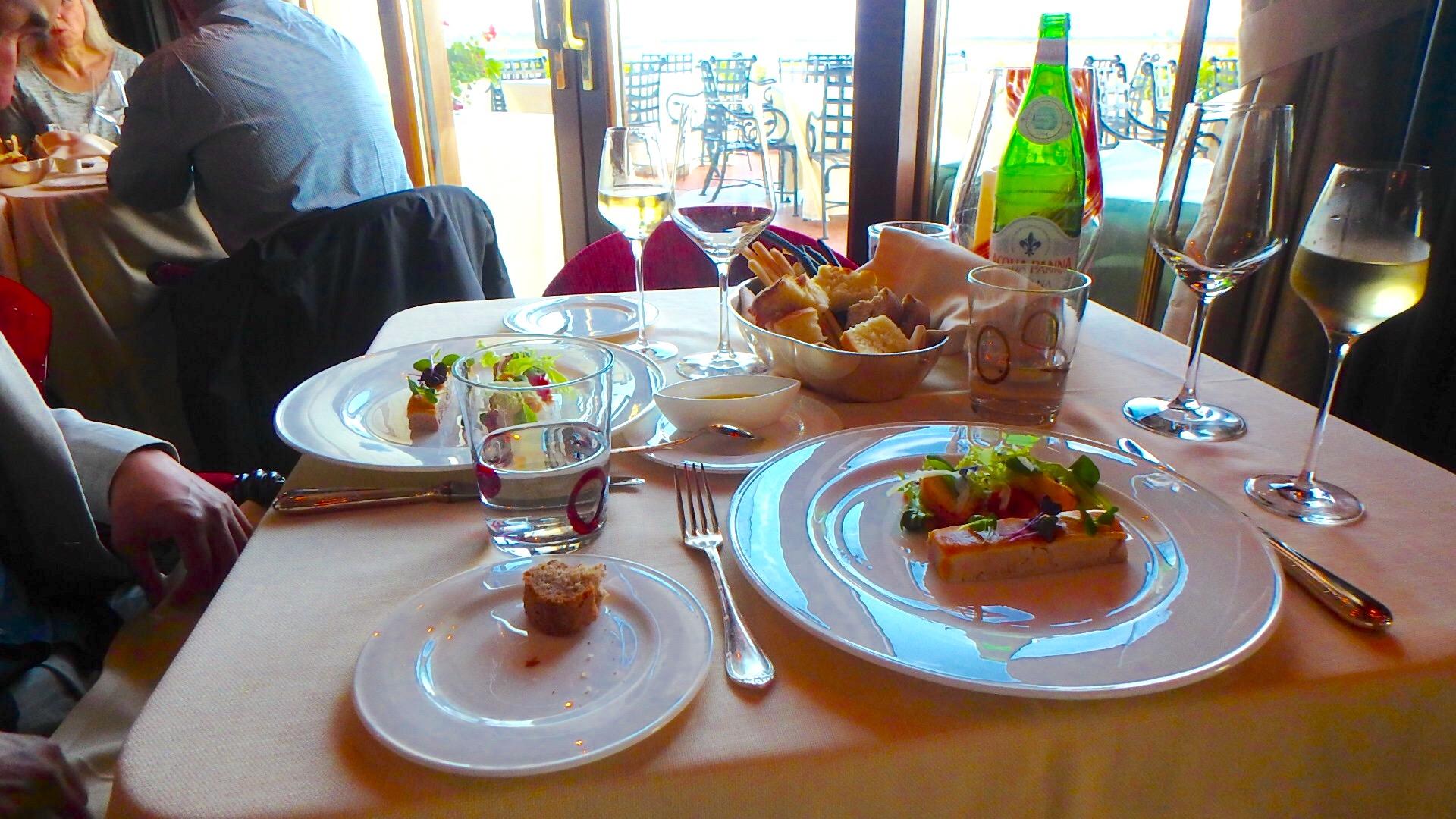 ベネチア5つ星レストラン「Danieli」