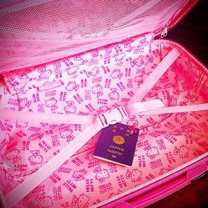 上海旅行の持ち物 女子旅の準備