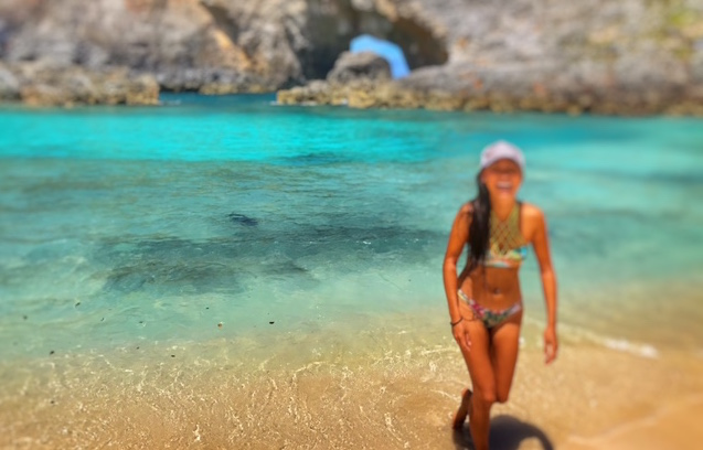 沖縄以外の綺麗な国内ビーチ 小笠原諸島 南島