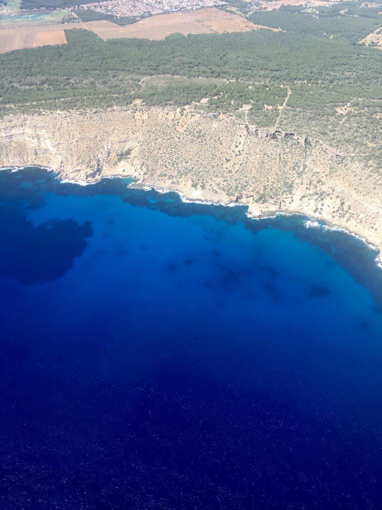 スペインの離島 マヨルカ島 ビーチリゾート