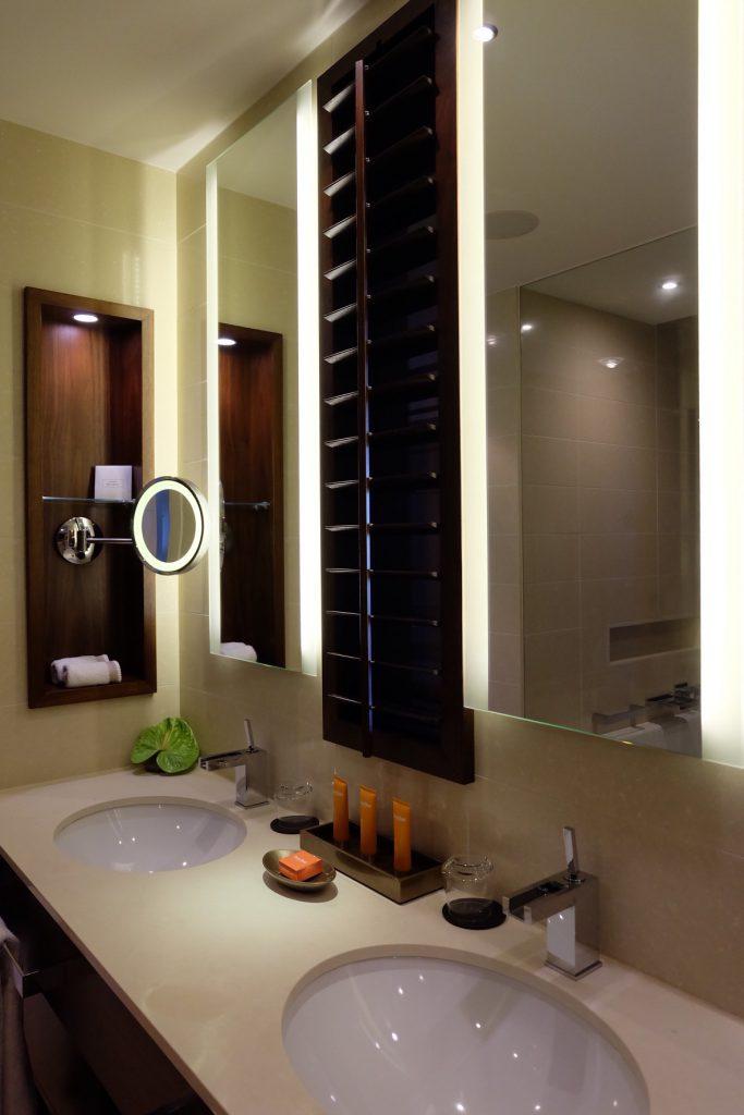 マヨルカ島ジュメイラホテル 部屋の内装