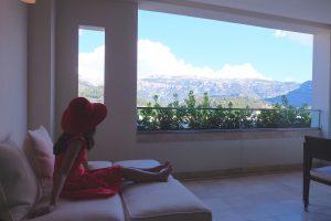 スペインのビーチリゾート 部屋から絶景が見えるホテル