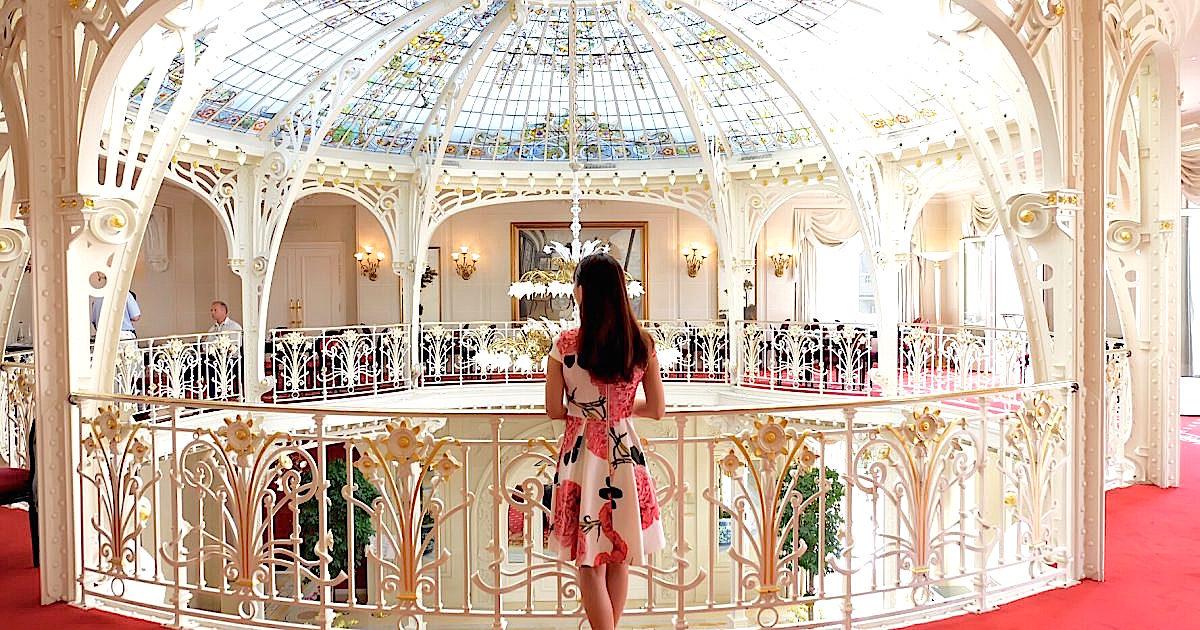 モナコ ホテル エルミタージュ