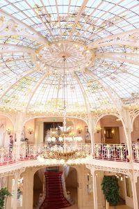 モナコのおすすめホテル Hôtel Hermitage Monte-Carlo