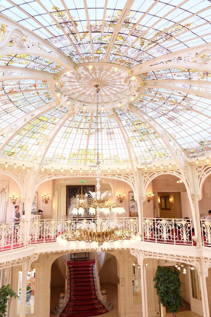 綺麗すぎる!モナコのホテル エルミタージュ