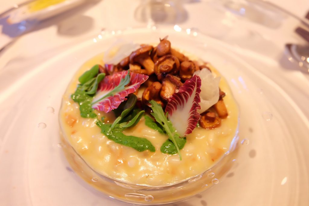 モナコのおすすめレストラン オテルドパリ
