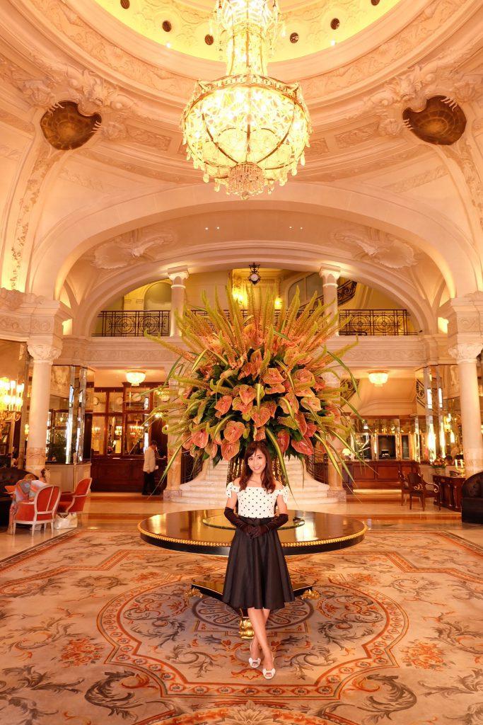 モナコでおすすめのレストラン Le Louis XV ルイキャーンズ