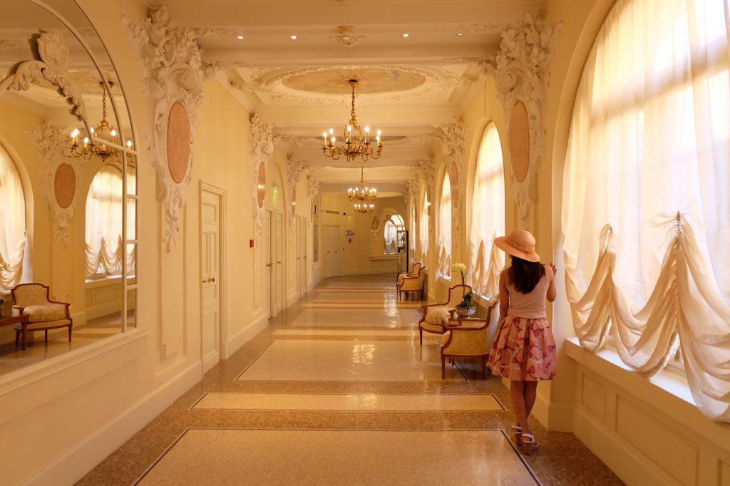 モナコでおすすめのラグジュアリーホテル エルミタージュ