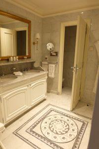 モナコ ホテル エルミタージュ シービュールームのお部屋