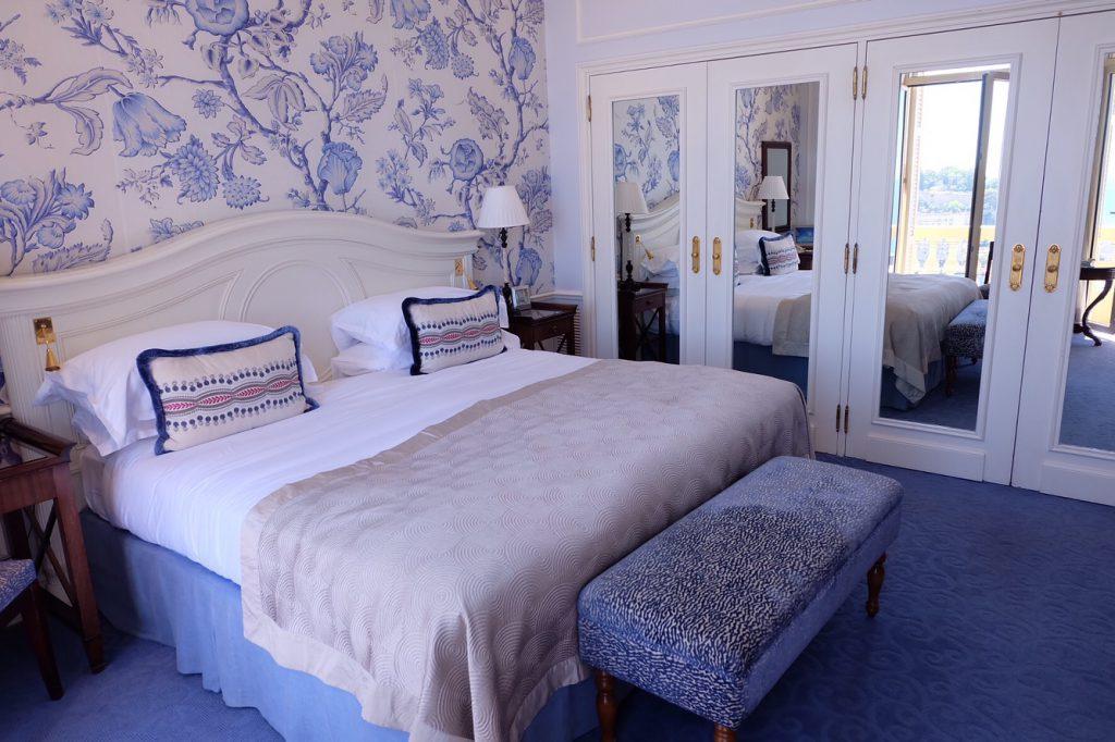 モナコでおすすめのホテル エルミタージュ シービュールーム