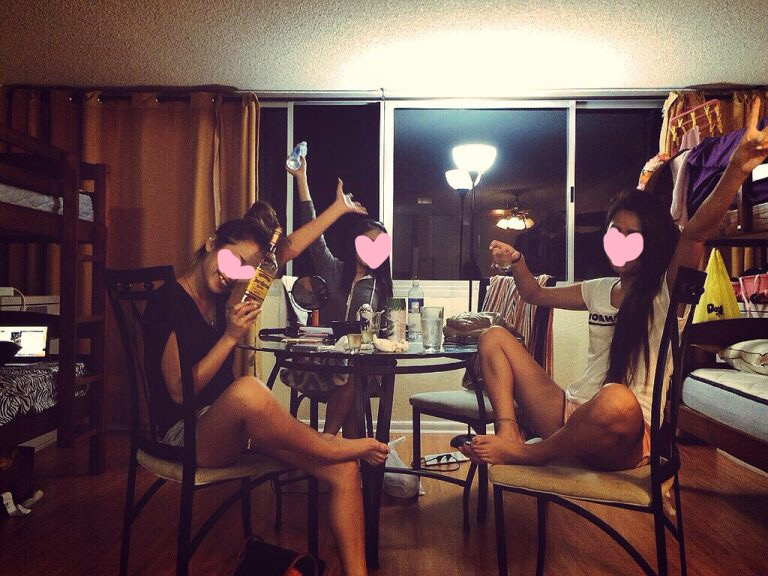 ハワイワイキキでルームシェア 日本人女子限定のお部屋