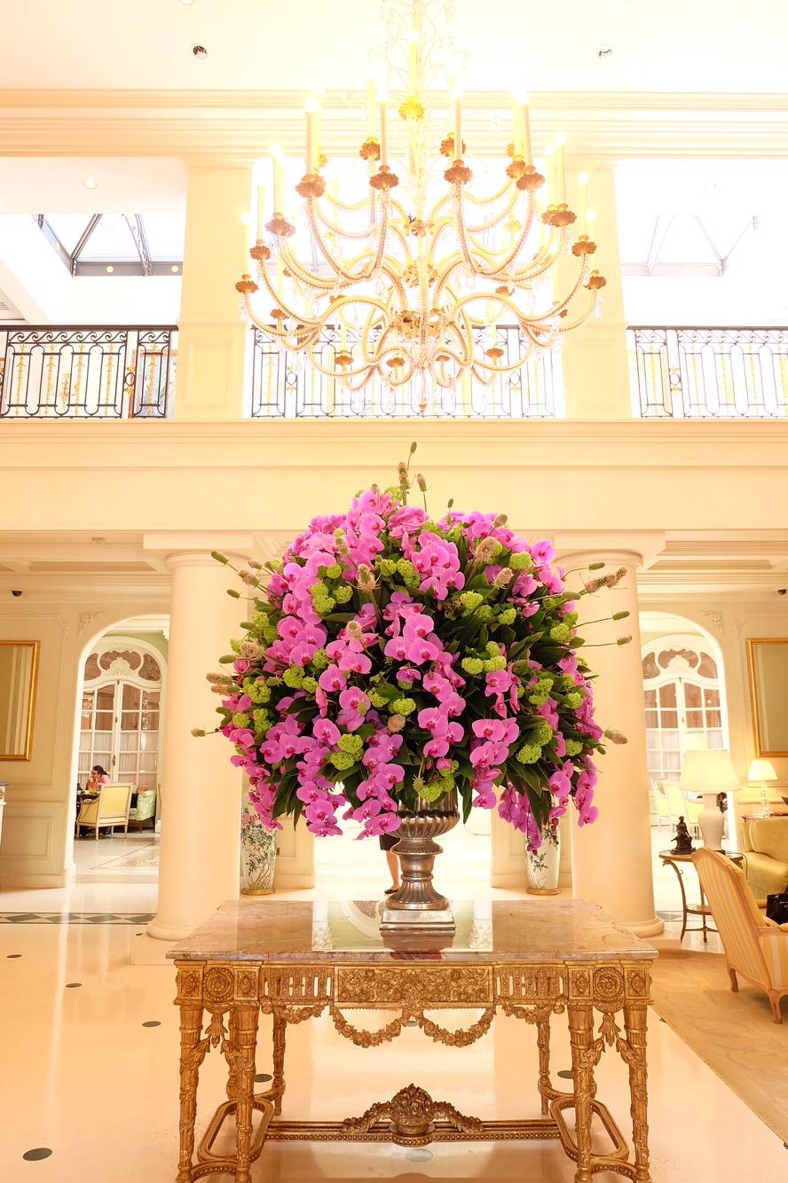 モナコでおすすめの五つ星高級ホテル エルミタージュ