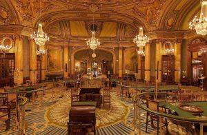 モナコ カジノ ド モンテカルロの内装