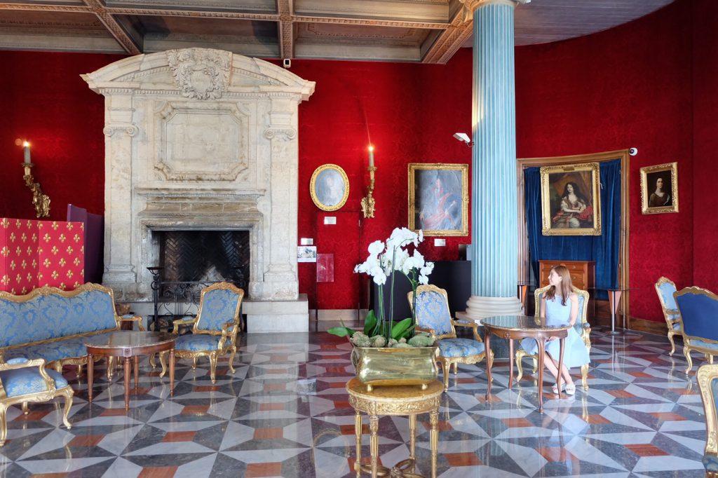 フランスニースで一番有名な老舗ホテル「ネグレスコ」