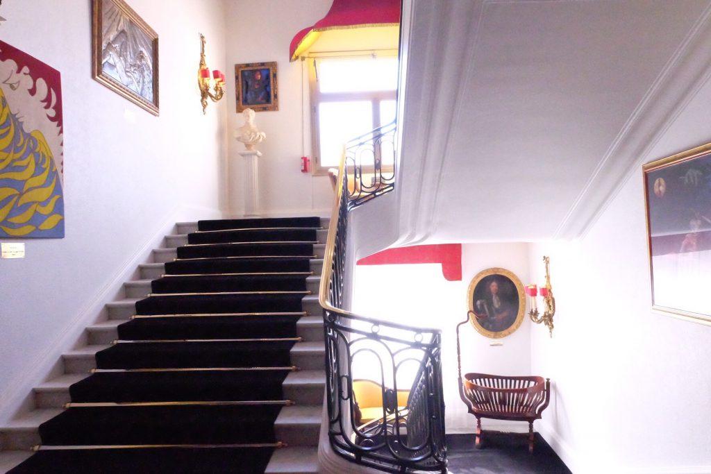 ニースのホテル ネグレスコ 内装がお洒落