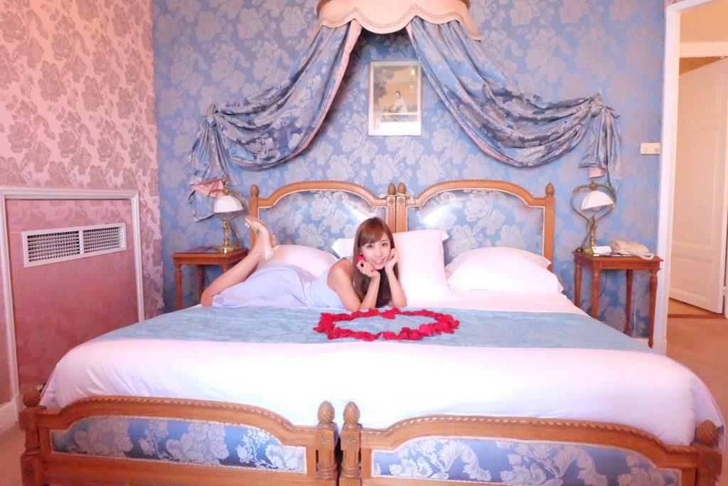 ニースのホテル ネグレスコ ハネムーン宿泊記ブログ♡