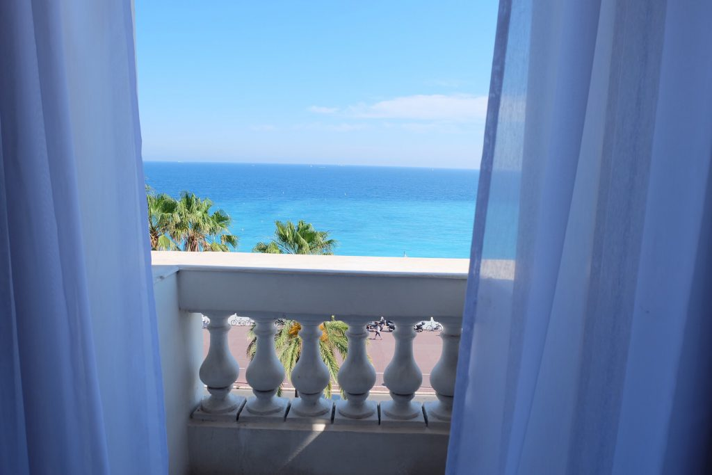 ホテルネグレスコ シービュー 海が見えるお部屋