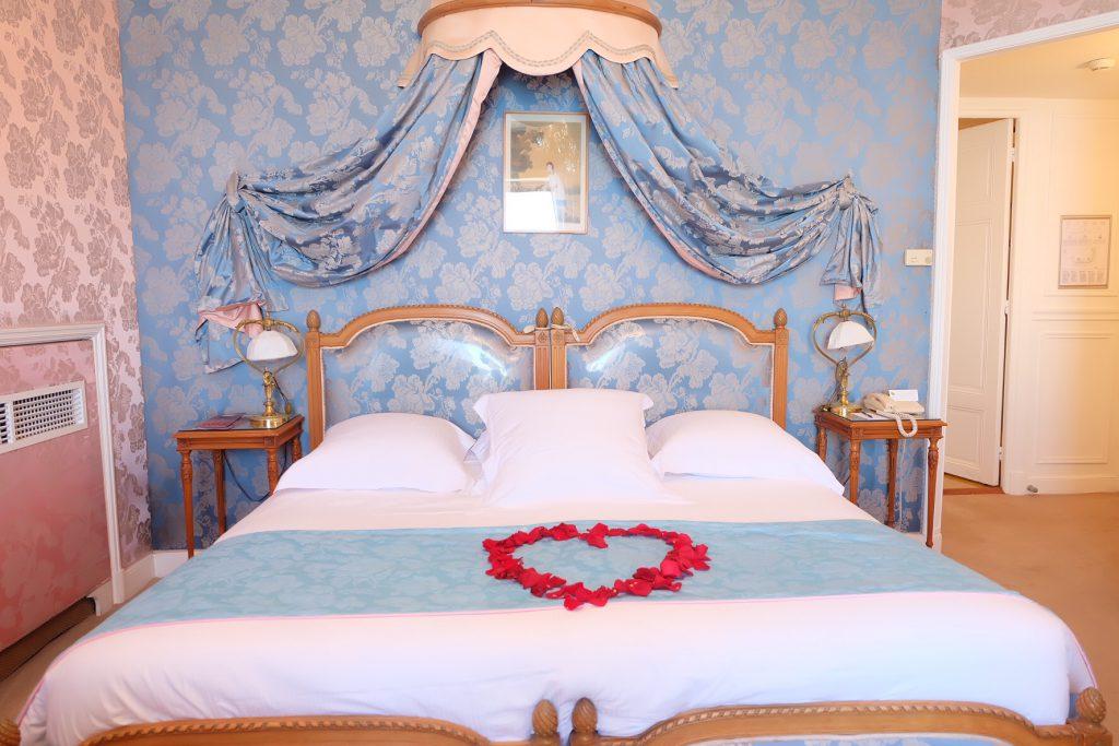 ニースのホテル ル ネグレスコ 宿泊記