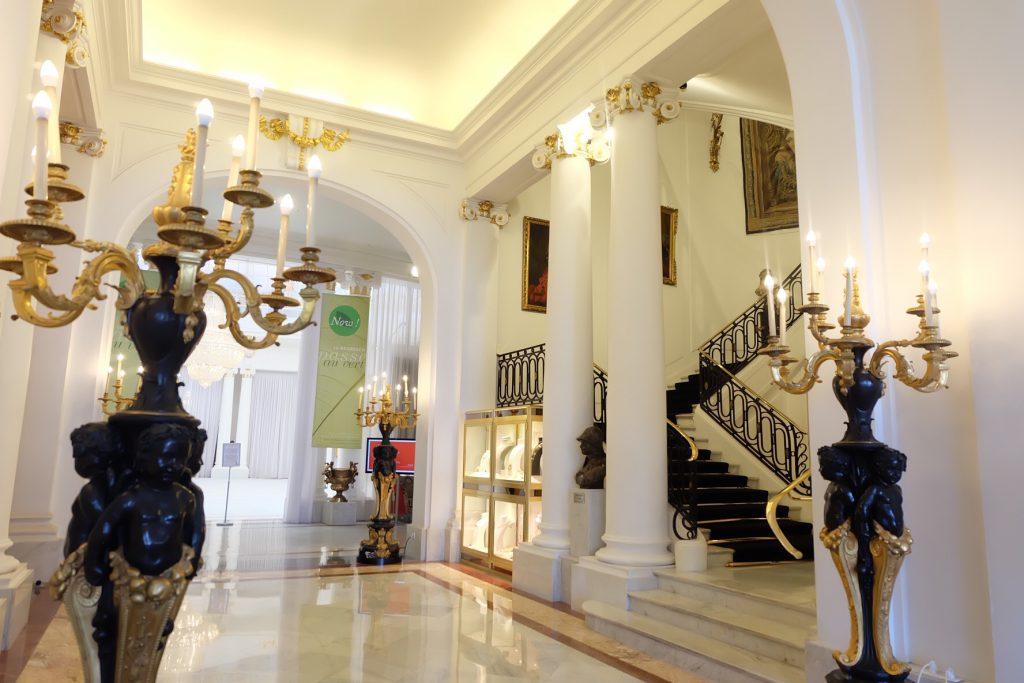 ニースのホテル ル ネグレスコ 宿泊ブログ