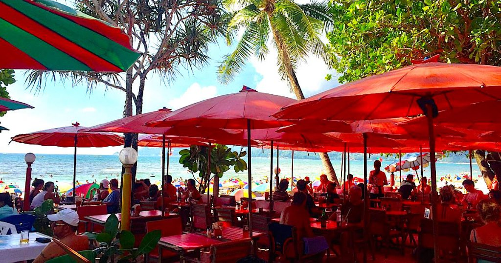 冬に乾季&ベストシーズンのビーチリゾート タイのプーケット