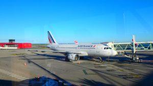 エールフランス ニースコートダジュール空港