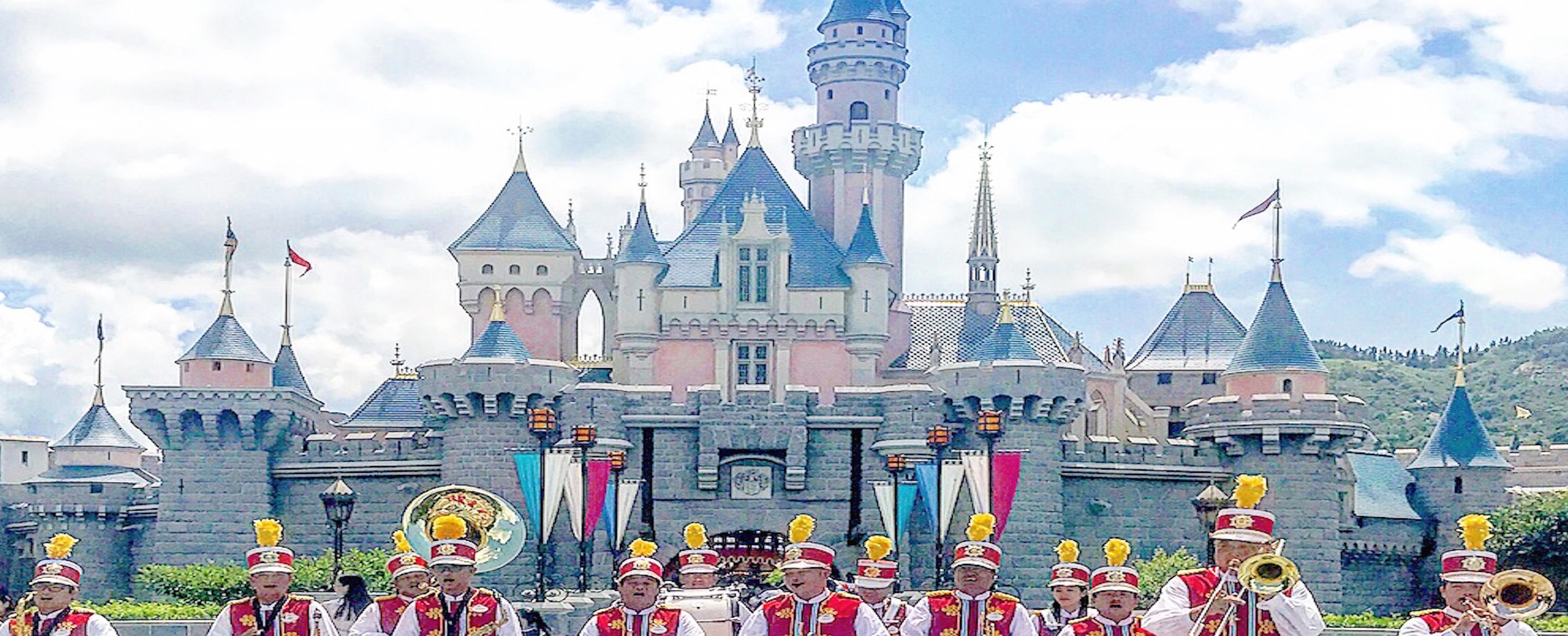 クリスマスの香港ディズニーランド旅行記ブログ〜お土産やショー