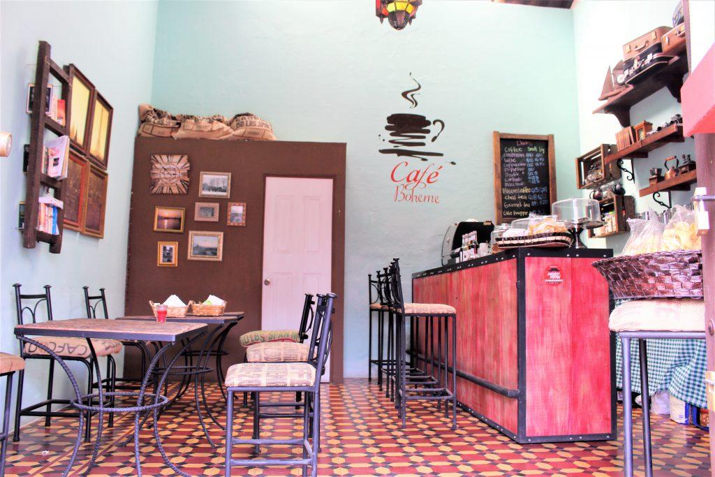 グアテマラおすすめ観光 可愛いお洒落カフェ